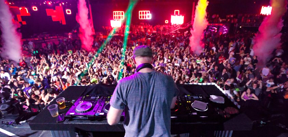 Johnny Monsoon Hammarica PR Electronic Dance Music News